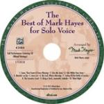 Best of Mark Hayes for Solo Voice [Voice] Mixed Voic