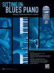 Sitting In Blues Piano w/dvd [Keyboard/Piano]