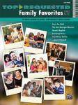 Alfred  Dan Coates  Top-Requested Family Favorites Sheet Music - Easy Piano