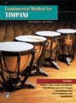 Fundamental Method for Timpani [Timpani]