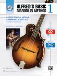 Alfred's Basic Mandolin Method 1 (Revised) Book w/DVD & CD [Mandolin]