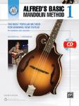 Alfred's Basic Mandolin Method 1 Revised Book/CD
