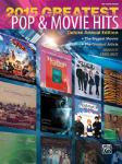 2015 Greatest Pop & Movie Hits Big Note Piano