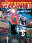 2015 Greatest Pop & Movie Hits - Easy Piano