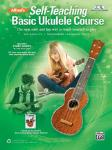 Alfred's Self-Teaching Basic Ukulele Course - Book / CD / DVD