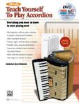 Alfred's Teach Yourself to Play Accordion w/DVD [Accordion]