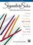 Signature Solos, Book 1 - Piano