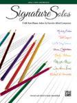 Signature Solos, Book 3 - Piano