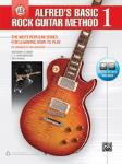 Alfred's Basic Rock Guitar Method 1 [Guitar] Book Only