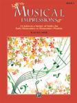 Musical Impressions Book 1 Piano