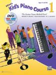 Kid's Piano Course 1 w/dvd/online audio [Keyboard/Piano]