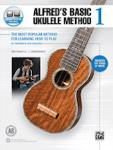 Alfred's Basic Ukulele Method 1 - Book / Online Audio