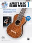 Alfred's Basic Ukulele Method 1 - Book / DVD / CD