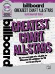 Billboard Greatest Chart All-Stars w/cd [Alto Saxophone]