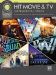 Hit Movie & TV Instrumental Solos Clarinet Book & CD