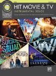 Hit Movie & TV Instrumental Solos w/cd [violin]