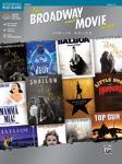 Top Broadway and Movie Songs w/online audio [violin]