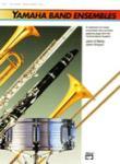 Yamaha Band Ensembles for Clarinet or Bass Clarinet, Book 1