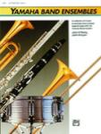 Yamaha Band Ensembles for Tenor Saxophone, Book 2