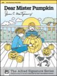 Dear Mister Pumpkin - Early Elementary Piano
