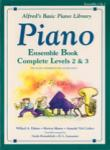 Basic Piano Library: Ensemble Book Complete 2 & 3