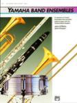 Yamaha Band Ensembles for Clarinet or Bass Clarinet, Book 3