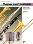 Yamaha Band Ensembles for Alto or Baritone Saxophone, Book 3