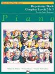 Basic Piano Repertoire 2 & 3