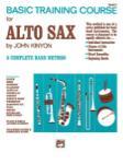 Basic Training Course 1  Alto Sax