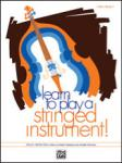 Learn To Play Str Inst Bk 1
