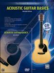 Alfred Wyatt                  Acoustic Guitar Basics - Revised Edition- Book/CD/DVD