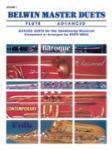 Belwin Master Duets Saxophone: Advanced, Vol. 1 - Sax Duet AA