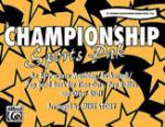 Championship Sports Pak [B-Flat Tenor Saxophone/Baritone T.C.]