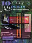 10 Easy Jazz Duets - B-flat Instruments