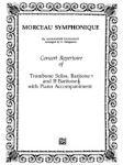 Morceau Symphonique [trombone/bari bc-tc]