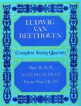 Beethoven String Quartets (Complete) [Full Score] String 4