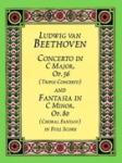 Concerto In C Major Op 56 & Fantasia in C Minor Op 80