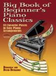 Big Book of Beginner's Piano Classics [Piano]