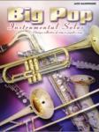 Big Pop Instrumental Solos for Alto Saxophone (Revised) [Alto Saxophone & Piano]