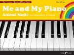 Me and My Piano Animal Magic (New Edition) [Piano]