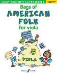 Bags of American Folk for Viola [Viola]