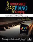 Transcribed Jazz Piano Comping [Keyboard/Piano]