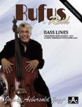 Aebersold Vol 1,3-rufus Reid Bass Lns