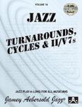 Turnarounds, Cycles & ii-V7s VOL 16 BK/CD