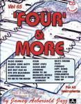 Jamey Aebersold Jazz Volume 65: 'Four' & More