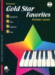 Gold Star Favorites Primer w/cd PIANO