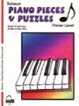 Piano Pieces & Puzzles Primer [Piano]