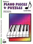 Piano Pieces & Puzzles Level 1 [Piano]