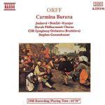 Carmina Burana Performance CD