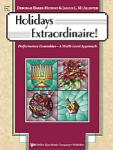 Holidays Extraordinaire!-String Bass
